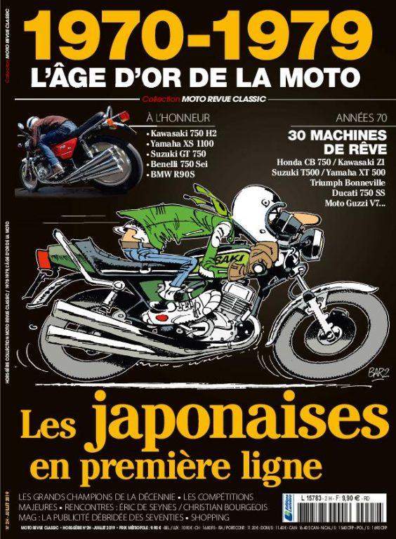 Moto Revue Classic Hors-Série Collection – Juin 2019