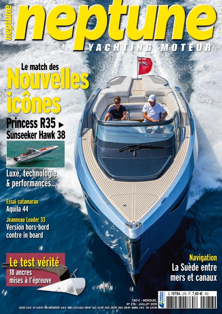 Neptune France – Juillet 2019