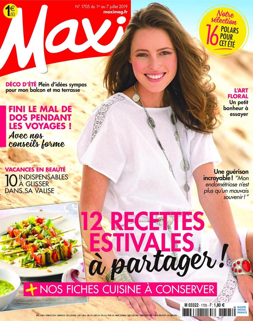 Maxi France – 01 Juillet 2019