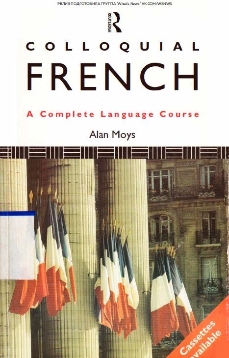 Alan Moys – Colloquial French
