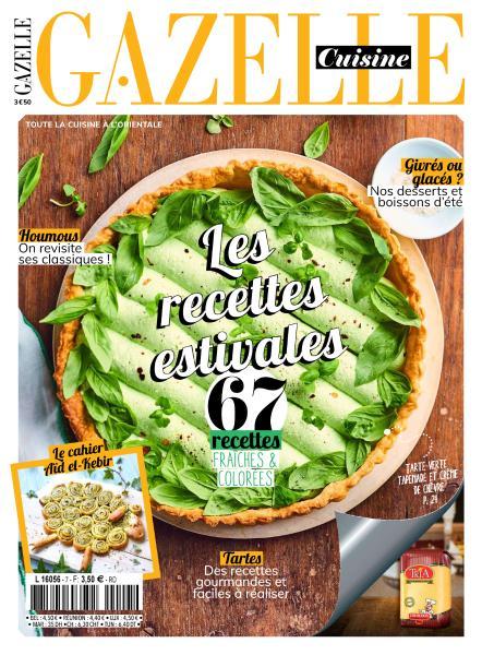 Gazelle Cuisine – N.22 2019
