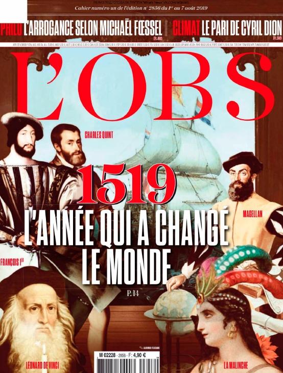 L'Obs – 01.08.2019 – 07.08.2019