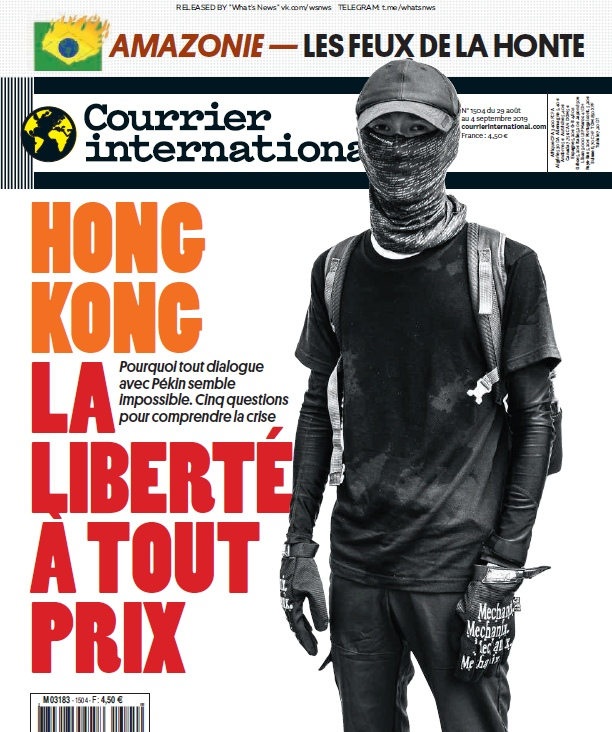 Courrier International – 29.08.2019