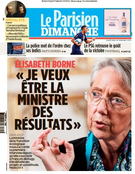 Le Parisien – 04.08.2019