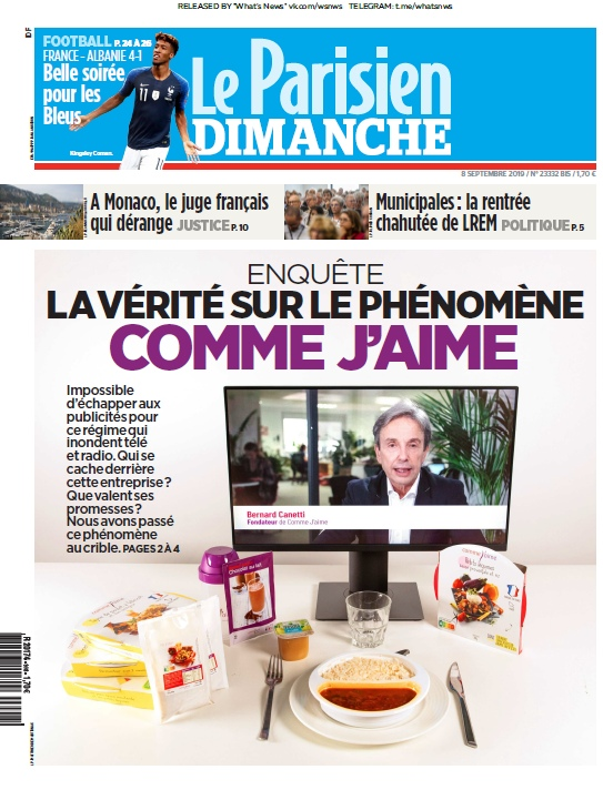 Le Paririsen – 08.09.2019