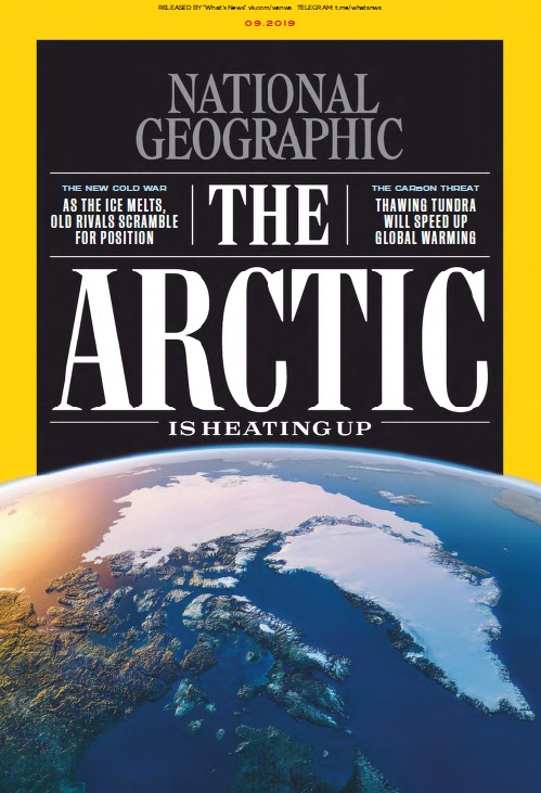 National Geographic USA – 09.2019