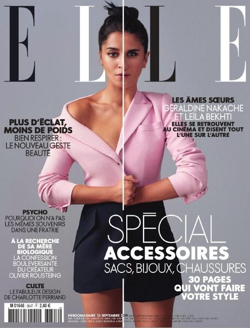 Elle France – 13.09.2019