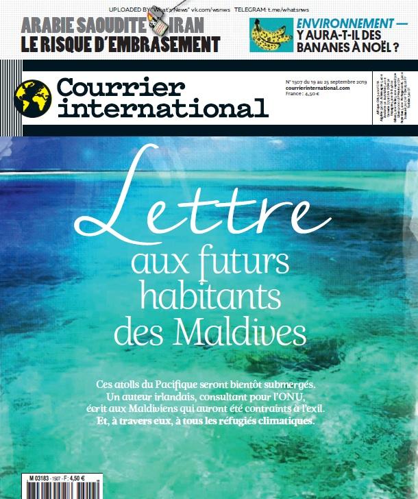 Courrier International – 19.09.2019