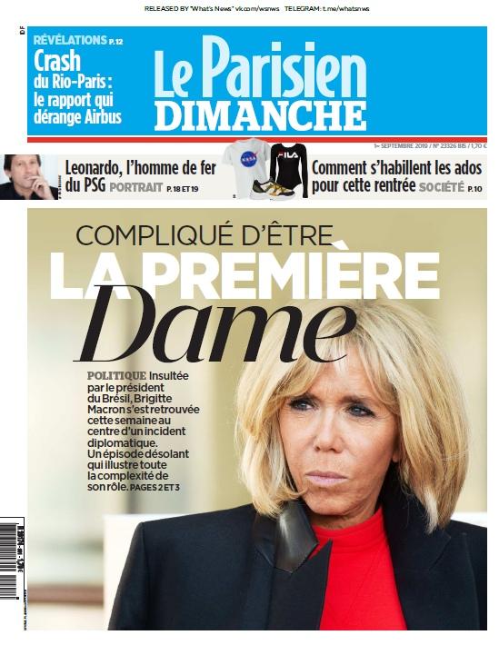 Le Parisien – 01.09.2019