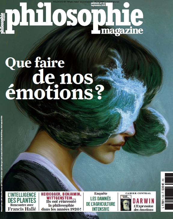 Philosophie Magazine – 09.2019
