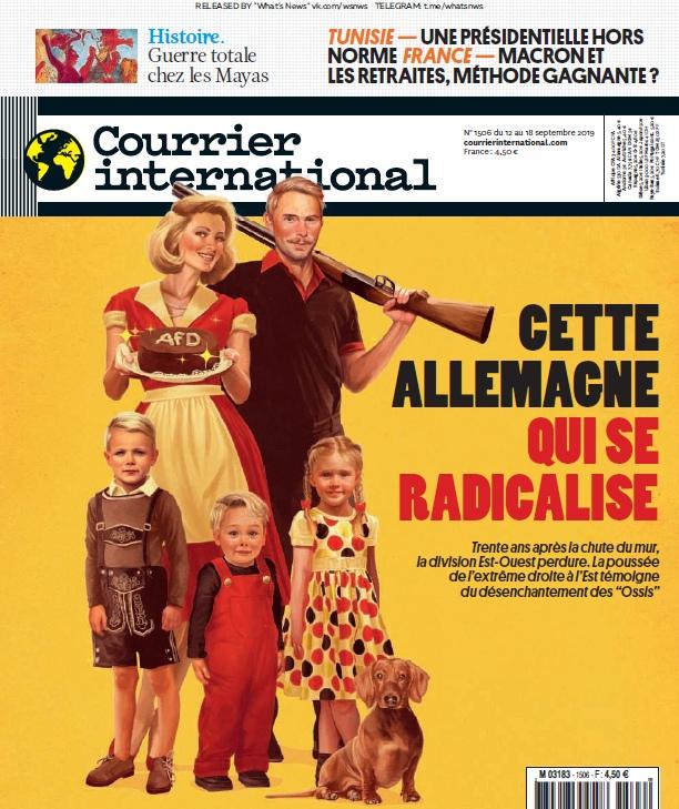 Courrier International – 12.09.2019