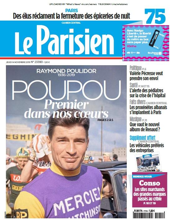 Le Parisien – 14.11.2019