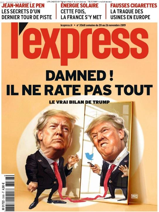 L'Express – 20.11.2019