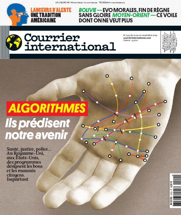 Courrier International – 14.11.2019