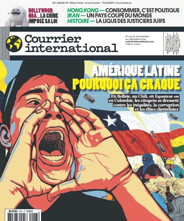 Courrier International – 28.11.2019