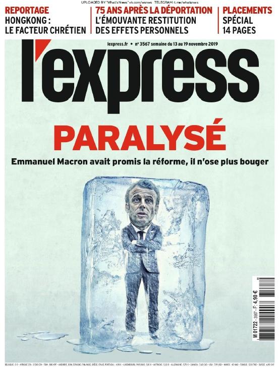L'Express – 13.11.2019