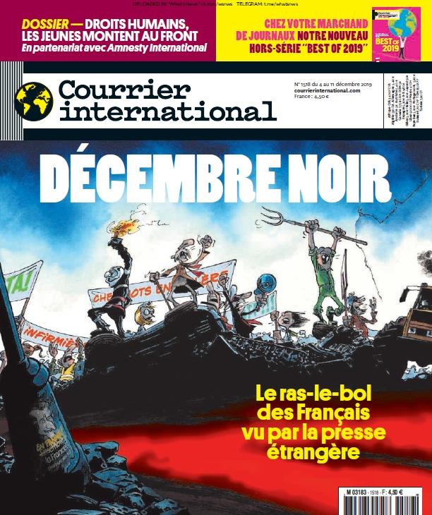 Courrier International – 04.12.2019
