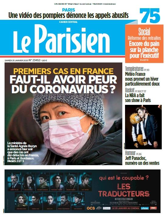 Le Parisien – 25.01.2020