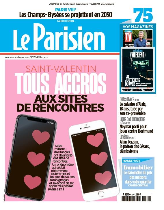 Le Parisien – 14.02.2020
