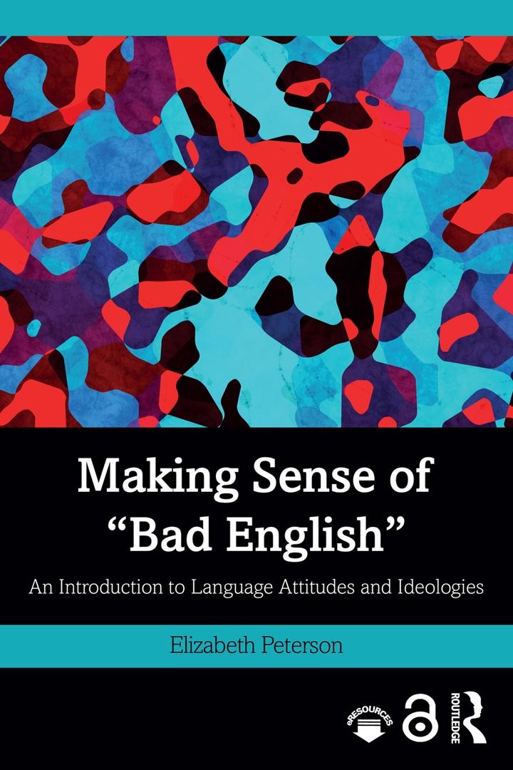Elizabeth Peterson – Making Sense Of Bad English