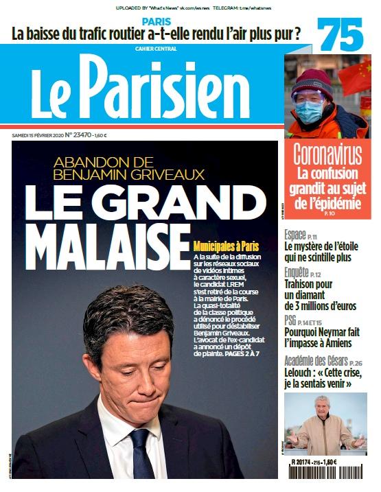 Le Parisien – 15.02.2020