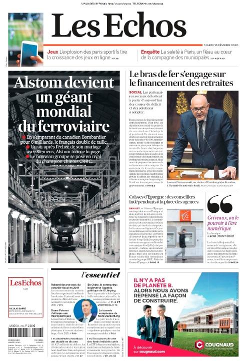 Le Parisien – 18.02.2020