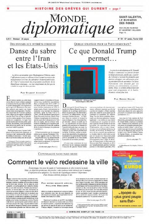 Le Monde Diplomatique – 02.2020