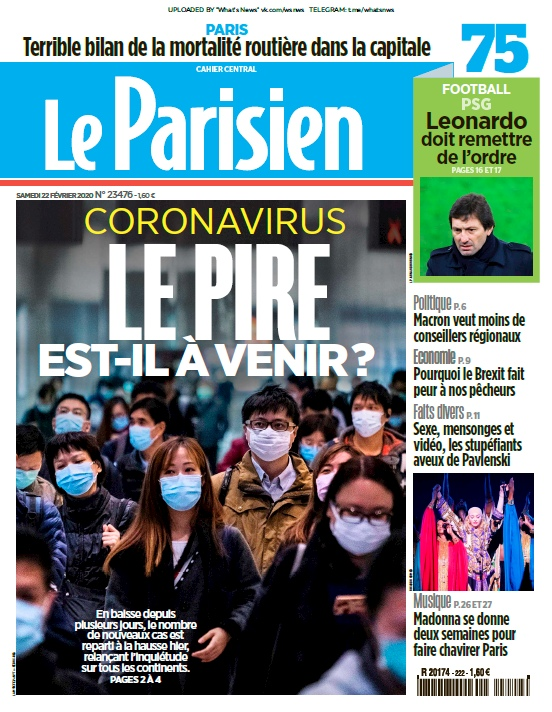 Le Parisien – 22.02.2020