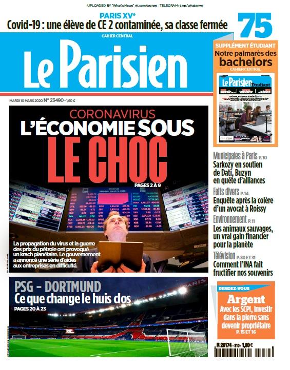 Le Parisien – 10.03.2020
