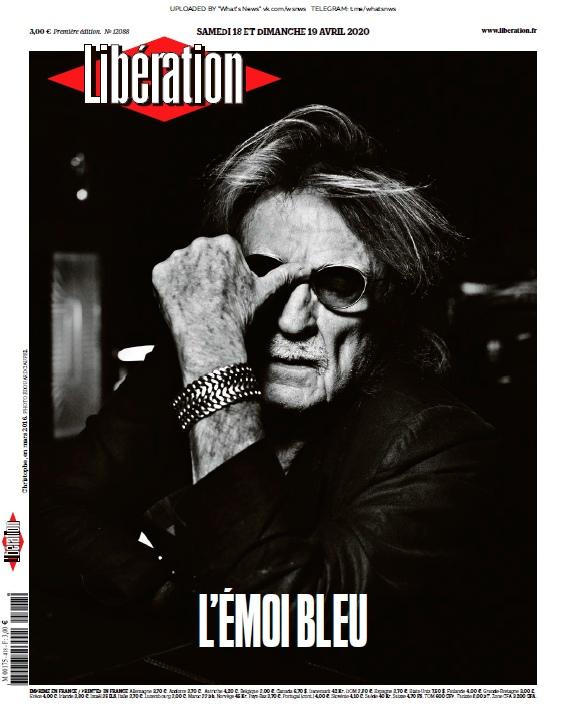Libération – 18.04.2020