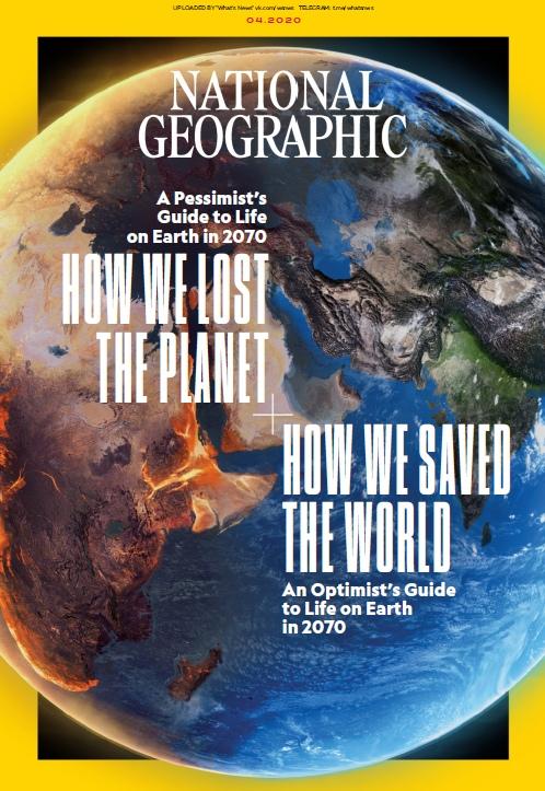 National Geographic UK – 04.2020