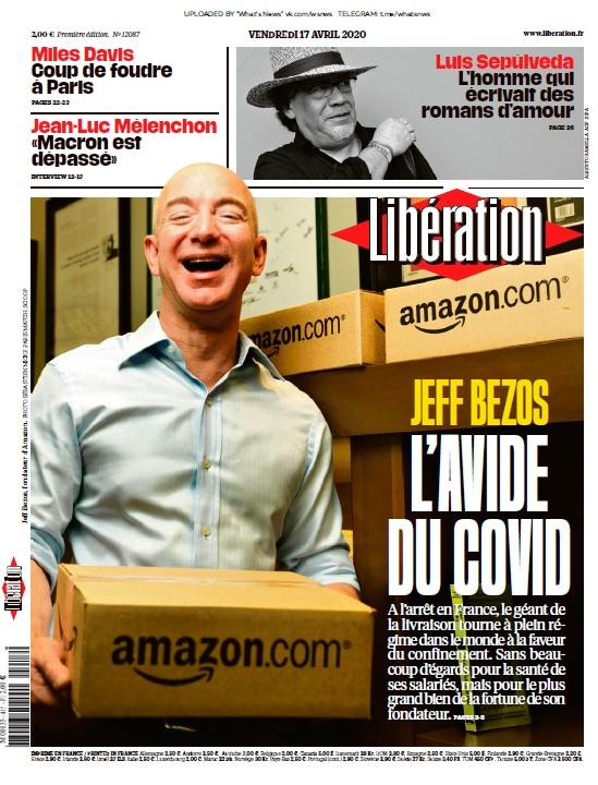 Libération – 17.04.2020