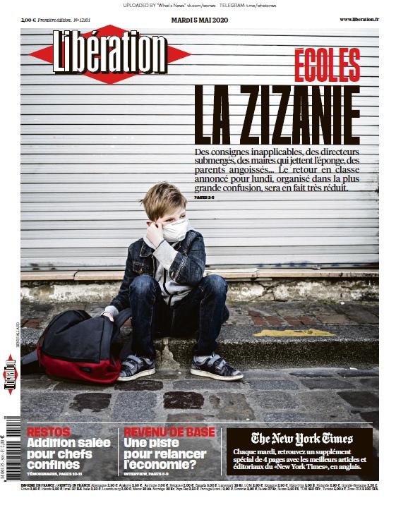 Libération – 05.05.2020