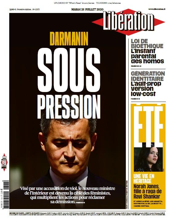 Libération – 28.07.2020