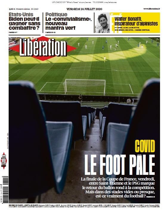 Libération – 24.07.2020
