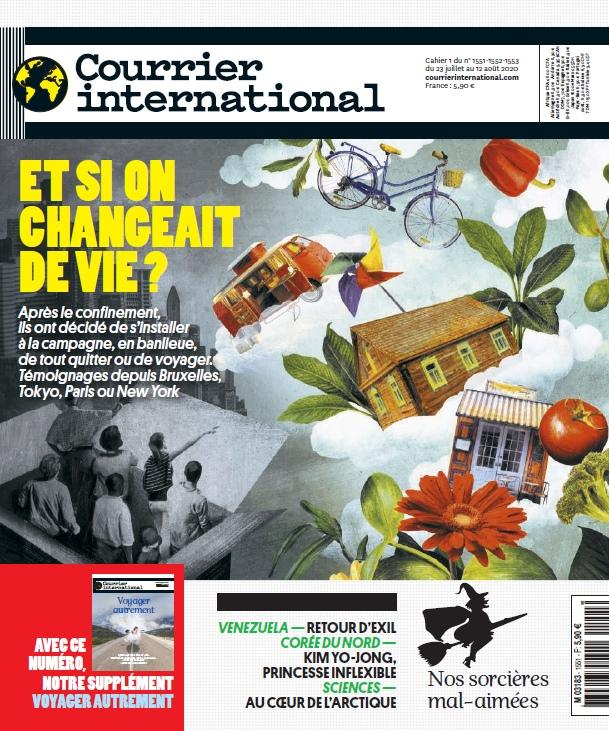 Courrier International – 23.07.2020