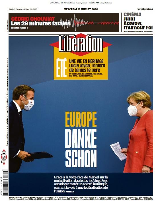 Libération – 22.07.2020