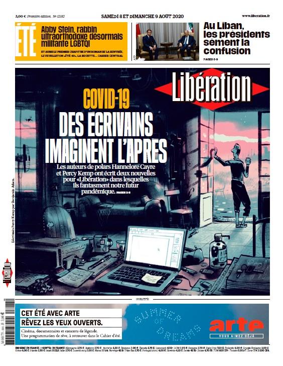 Libération – 08.08.2020 – 09.08.2020