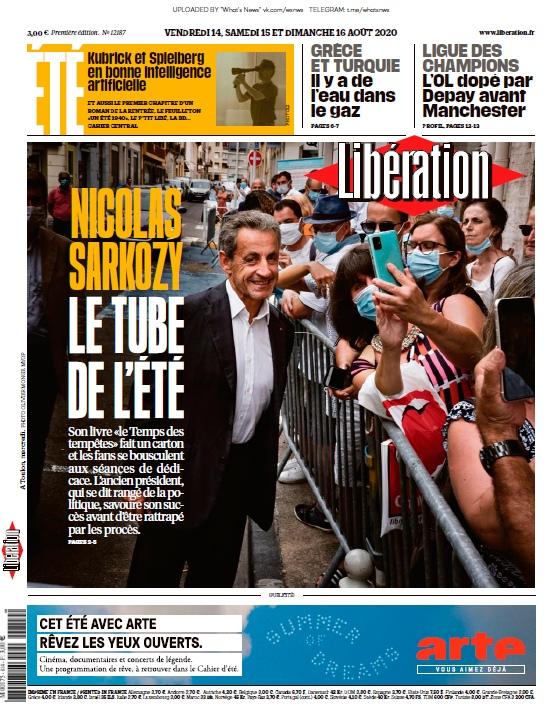 Libération – 14.08.2020