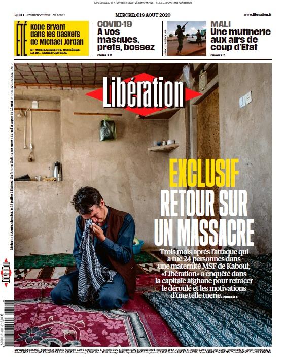 Libération – 19.08.2020