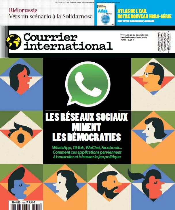 Courrier International – 20.08.2020