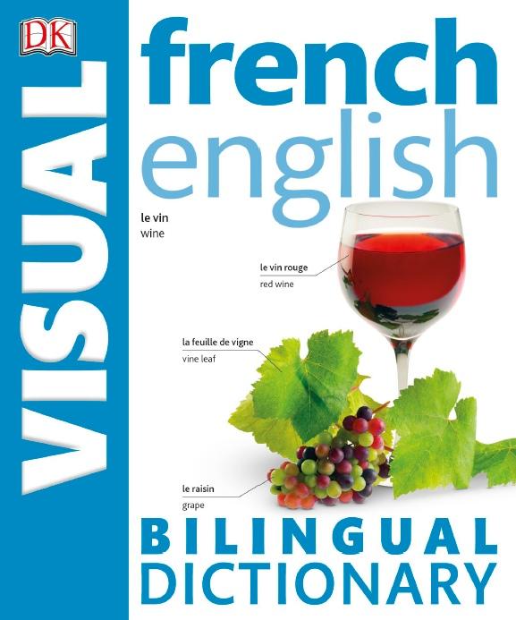 DK – German-English Bilingual Visual Dictionary