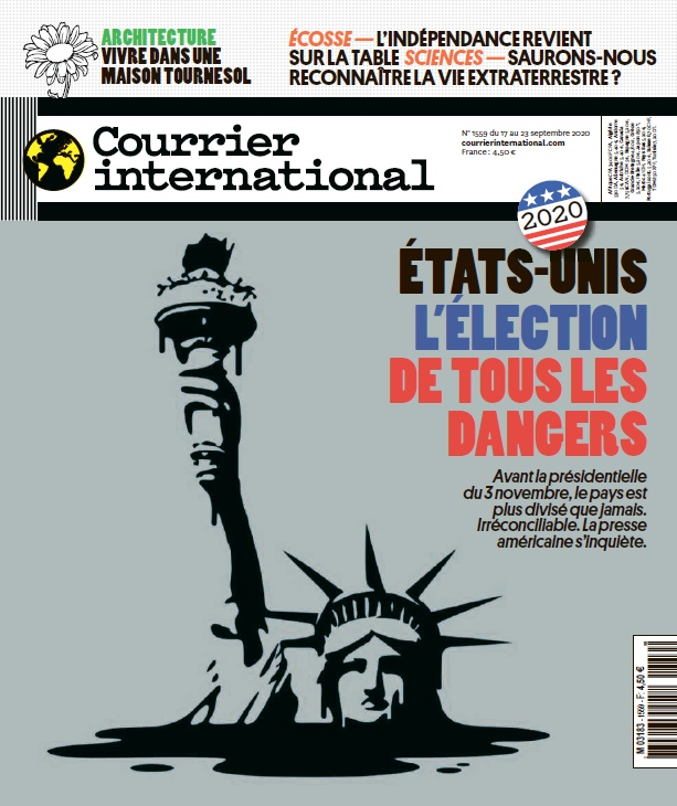 Courrier International – 17.09.2020