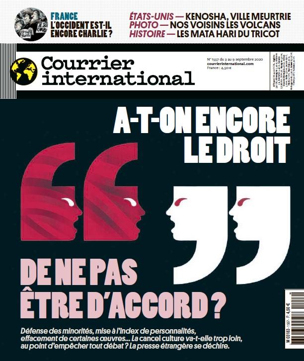 Courrier International – 03.09.2020
