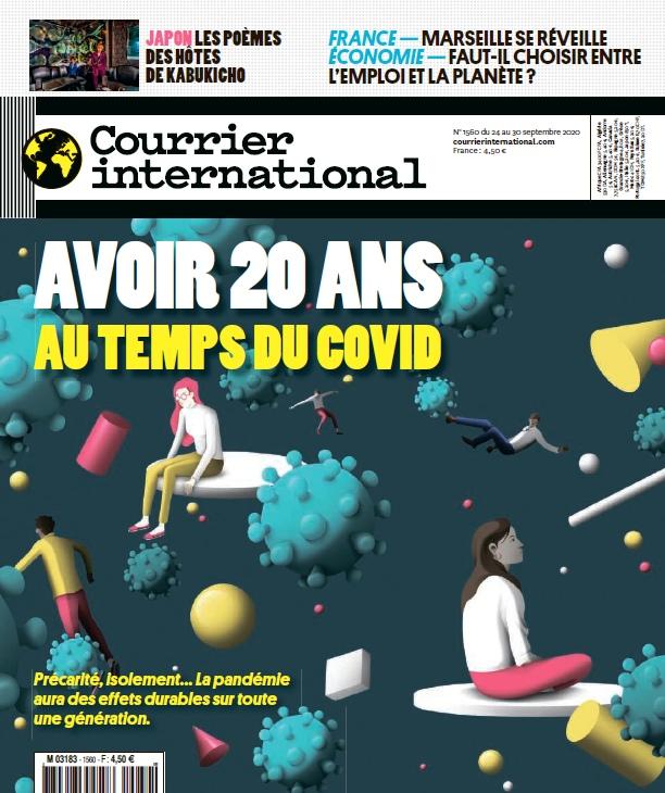 Courrier International – 24.09.2020