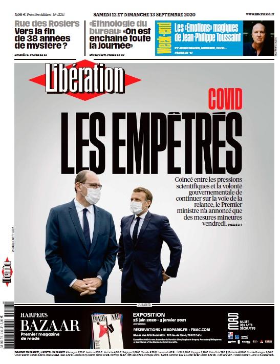 Libération – 12.09.2020