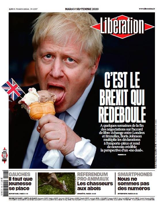 Libération – 08.09.2020
