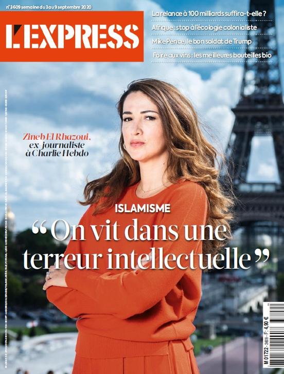L'Express – 03.09.2020 – 09.09.2020