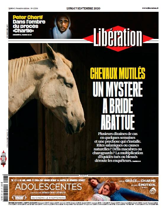 Libération – 07.09.2020