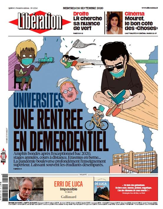 Libération – 16.09.2020